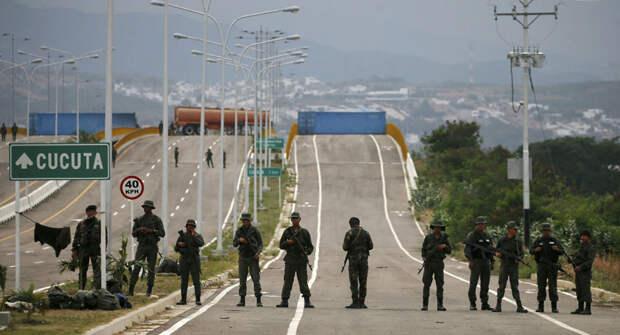 Первая кровь в Венесуэле: американские провокаторы убиты