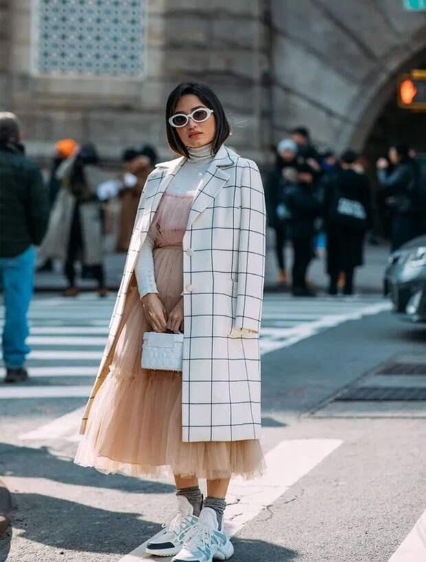 Какие кроссовки стилисты советуют носить весной/ летом 2020?