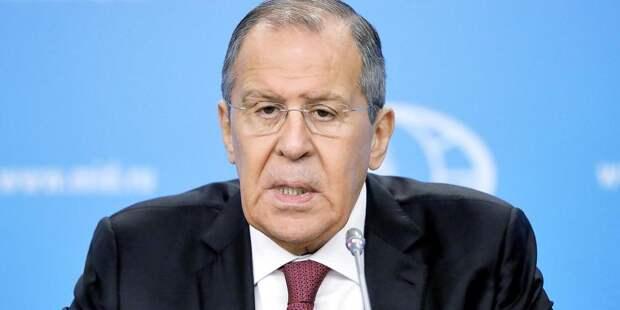 Лавров обсудил с главой МИД Египта ситуацию в САР и Ливии