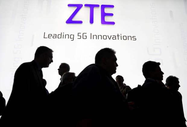 ZTE готовит таинственный смартфон с огромным дисплеем и тройной камерой