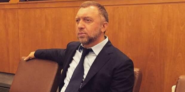 Олег Дерипаска против «железного дровосека»