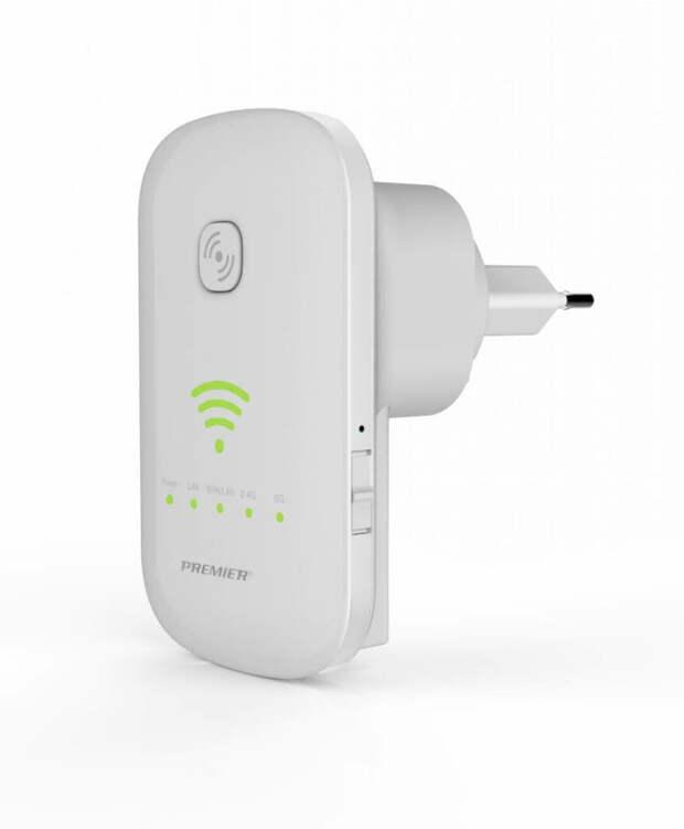 Wi-Fi-репитер. Источник изображения: joostshop.com