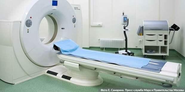 Москва закупила более 6 тыс единиц медицинской техники