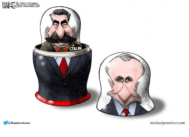 Курощение строптивого Бидона на арене геополитического цирка