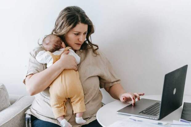 Совершенствуемся в декрете: советы молодым мамам