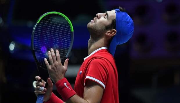 Селиваненко: «Игра Рублева и Медведева на Australian Open не внушает опасений, а Хачанову надо выходить на пик»