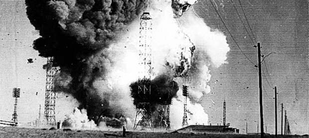 В Байконыре проходит День памяти жертв двух катастроф на космодроме