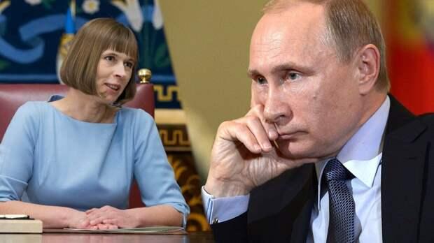 Президент Эстонии предлагает «малым» народам РФ самоопределиться, создать свои государства, не пора ли России ответить?