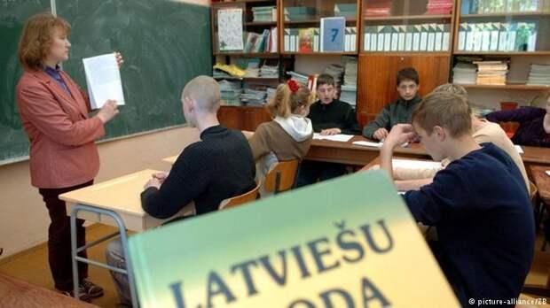 В Прибалтике продолжаются притеснения русских