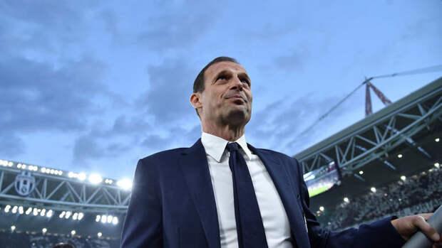 Аллегри готов вернуться в «Ювентус», если клуб уволит Недведа иПаратичи