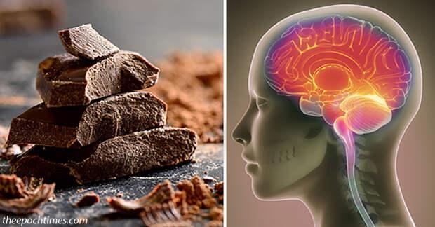 Вот что будет с вашим телом и мозгом, если вы начнете есть каждый день шоколад