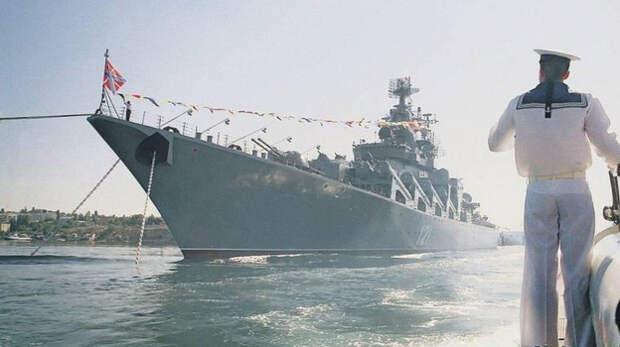 Корабли Черноморского флота уничтожили подводную лодку «противника»