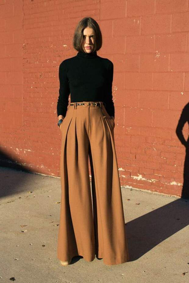 Модные брюки на осень 2021: ТОП-6 главных трендов