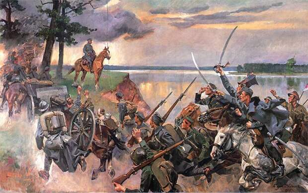 Разгром Тухачевского на Немане