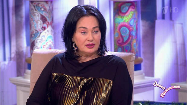 Лариса Гузеева: Никогда не мечтала работать на ТВ, но засосало аж на 13 лет