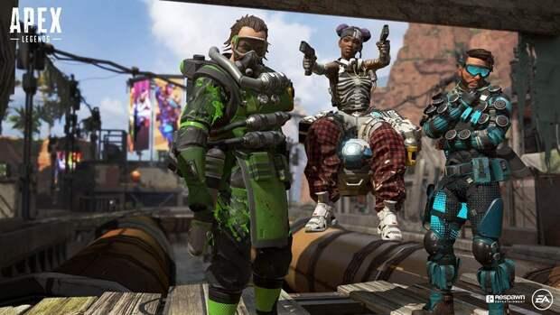 Apex Legends стала самой популярной игрой на Twitch