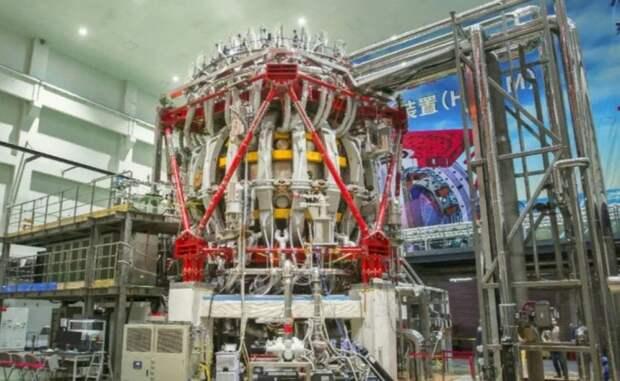 Как Россия создаёт будущее: запущен первый в мире прототип гибридного ядерного реактора...