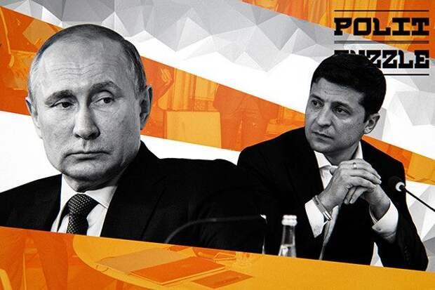 Украинский генерал указал, в чем величие Путина и ничтожество Зеленского