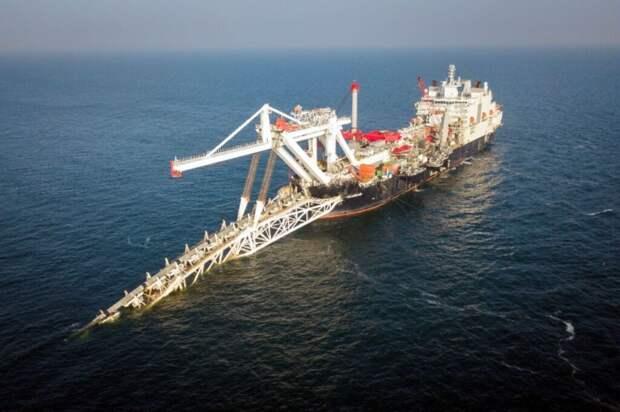 С 1 октября начнутся поставки газа по трубопроводу «Северный поток – 2»
