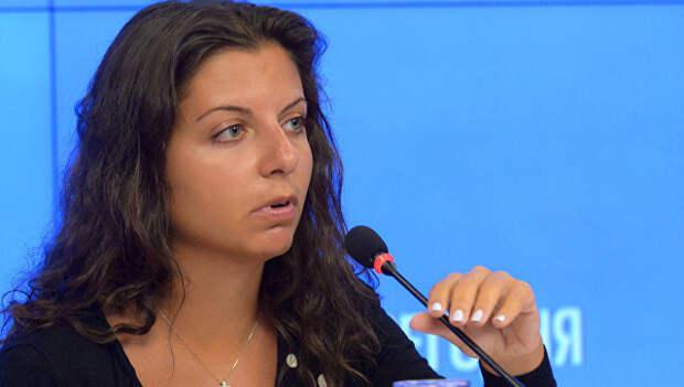 Симоньян ответила на обвинения главы национальной разведки США
