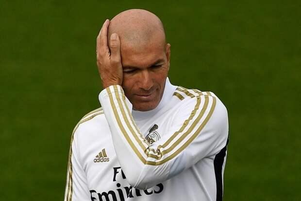 Зидан определился со своим будущим в «Реале»