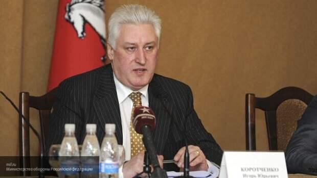 Коротченко предсказал дальнейшее развитие конфликта между Израилем и Палестиной