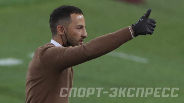 Максименко, Жиго иСоболев поблагодарили Тедеско заработу со «Спартаком»