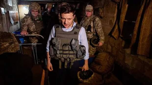 Заметался Зеленский лихой, ища встречи с Путиным, но забыл о главном