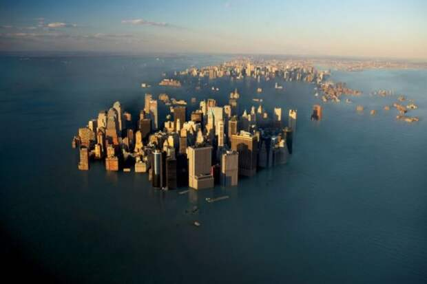 Глобальное потепление неминуемо, что ожидает человечество?