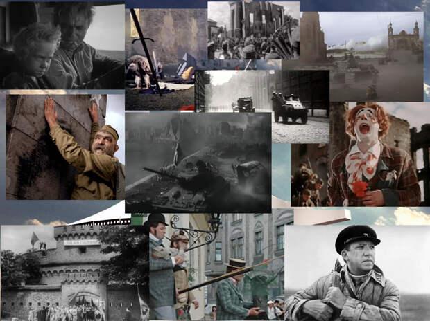 Калининград - кинопавильон под открытым небом. Туристам на заметку.