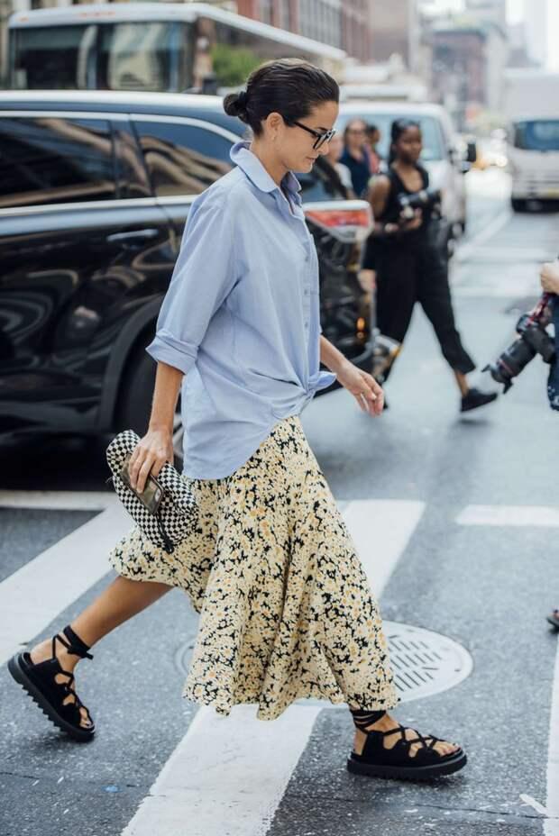 Какой принт выбрать весной 2021: самые модные и стильные варианты