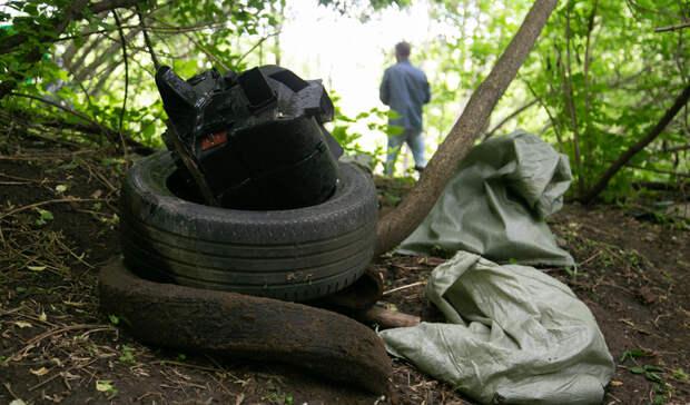 В Казани во время субботника очистят территорию будущего Спортивного парка