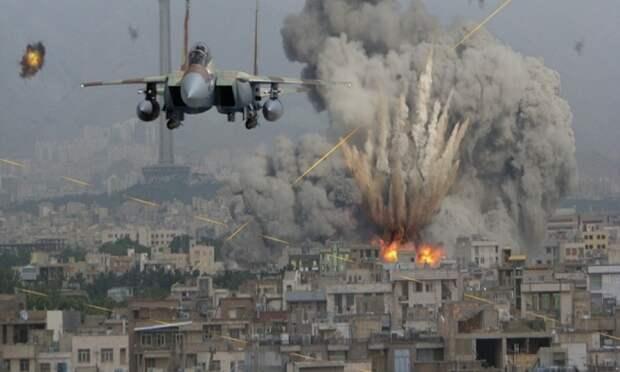 США специально нанесли удар в Сирии там, где не было русских