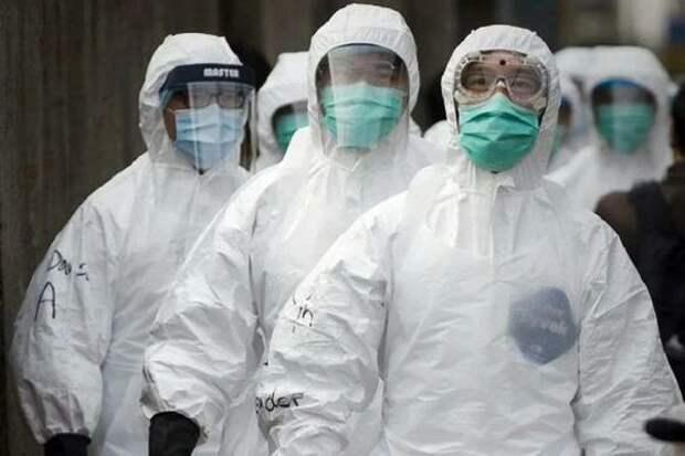 Китай усиливает противоэпидемические меры впортах инагранице из-за дельта-штамма