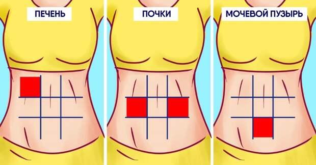 сигналы тела