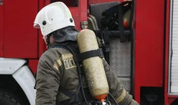 На пожаре в Тюльганском районе сгорела крыша жилого дома