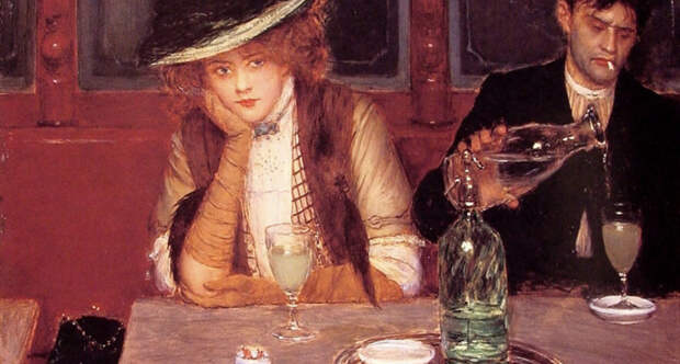 История абсента: почему напиток называли «зеленым дьяволом» и ввели на него запрет