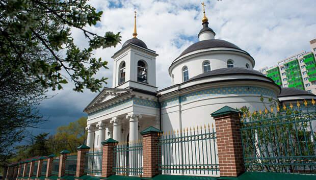 Храмы в Подмосковье открываются для посетителей в среду