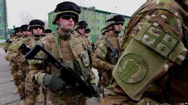 Миротворцы изГрузии покинут Афганистан посогласованию сНАТО
