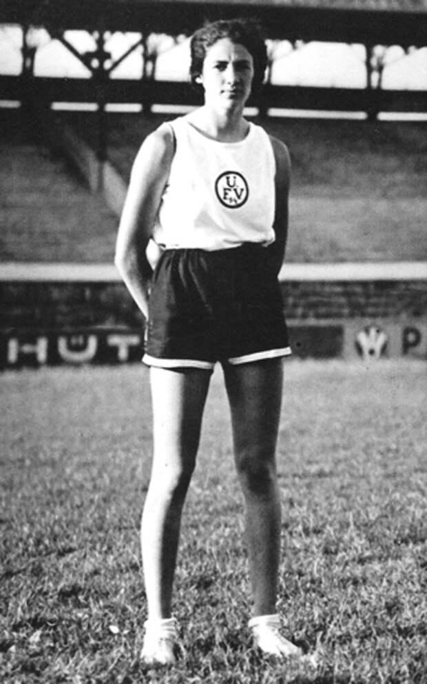 Странная история Доры Ратьен— любимой спортсменки Гитлера и… мужчины
