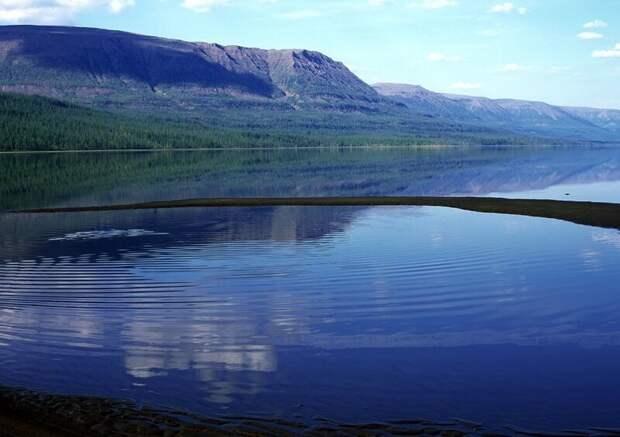 Отшельник Хантайского озера