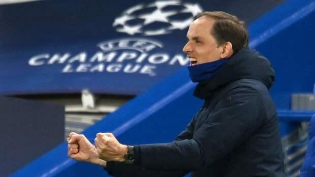 Тухель стал первым тренером, вышедшим вфинал Лиги чемпионов дважды подряд сдвумя разными командами
