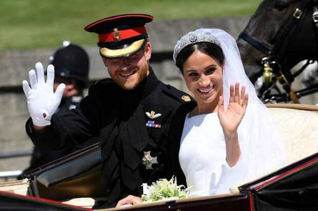 Псевдонимы принца Гарри иМеган Маркл стали известны журналистам