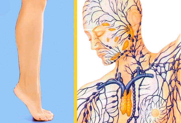 Магическое упражнение для укрепления лимфатической системы