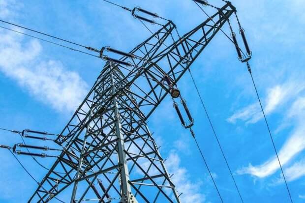 Россия наращивает поставки электроэнергии на Украину
