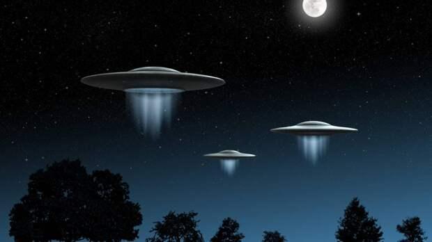 Раскрытие НЛО. Главный вопрос человечества