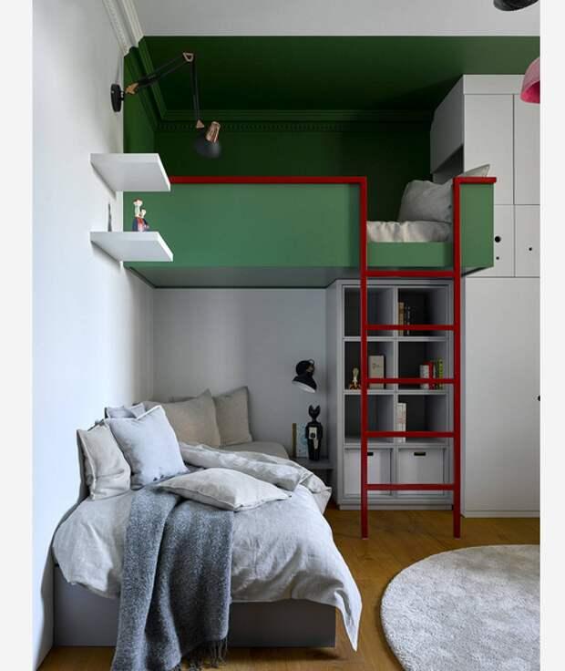Шкафы-невидимки (подборка)