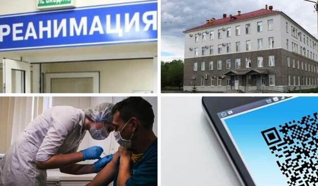 Обязательная вакцинация иновая смерть от«палёнки» вОренбуржье: подводим итоги дня