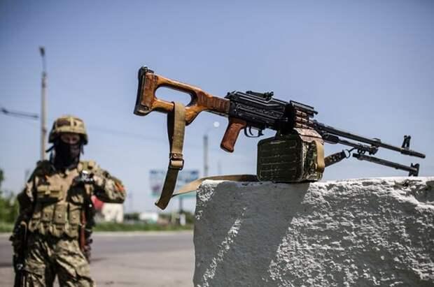 В ДНР сообщили о бегстве украинских военных