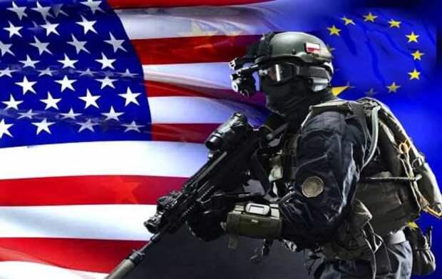 Получится ли у ЕС ликвидировать НАТО?